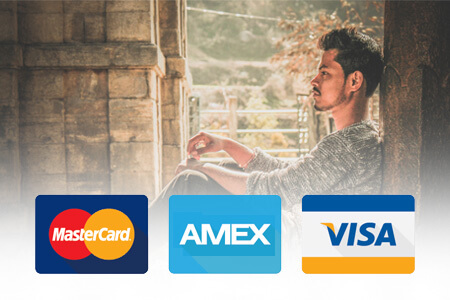 Donate to Last Door with Credit Card
